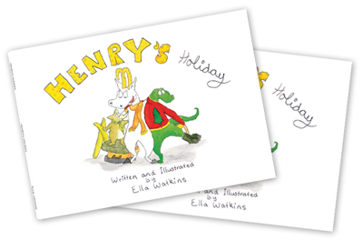 Hnery's Holiday Books